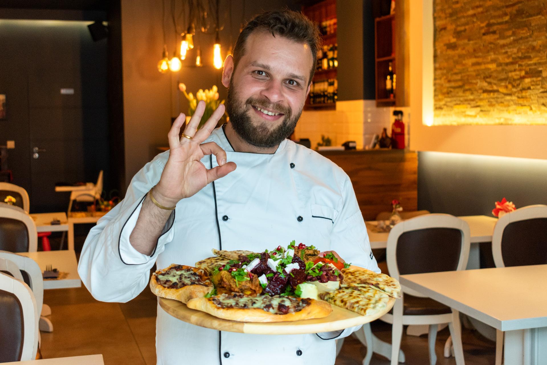 Granat Bistro Gruzińskie Kuchnia Gruzińska Obiady Lunche
